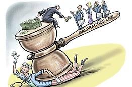 malpractise law